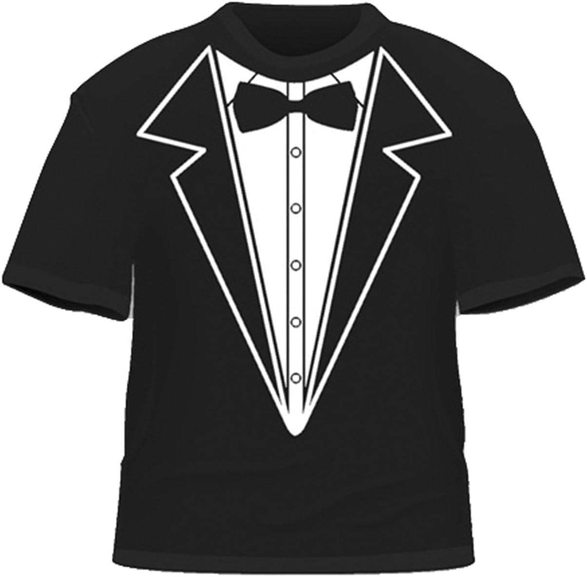 Camiseta de Smoking/Traje