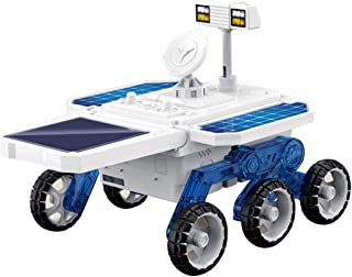PUXING Kids DIY Science Kit, Solar Power Planetary Exploration Car for Kids Age 8-12, Educational Solar Science Building T...