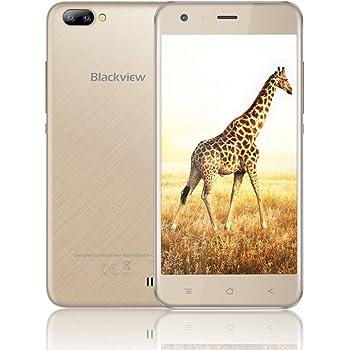Móviles Baratos Blackview A7 Smartphones Libres Dual SIM Android ...