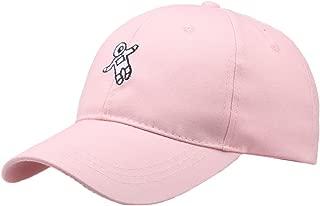 Swyss Astronaut Baseball Cap Embroidery Adjustable Trucker Dad Hat for Men Women