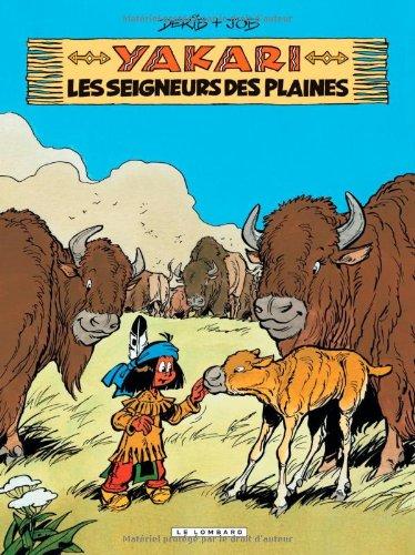 Yakari, Tome 13 : Le seigneur des plaines