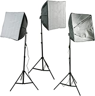ePhotoInc 60ws Studio Photo Mini Strobe Flash Studio Photography AC6800