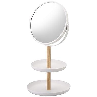 YAMAZAKI home Tosca Accessory Trays/Mirror