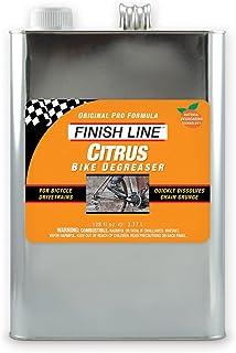 Finish Line Citrus Bike Degreaser - 1 Gallon - CP0010101