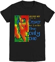 John-Lennon Live 1972 Unisex Shirt