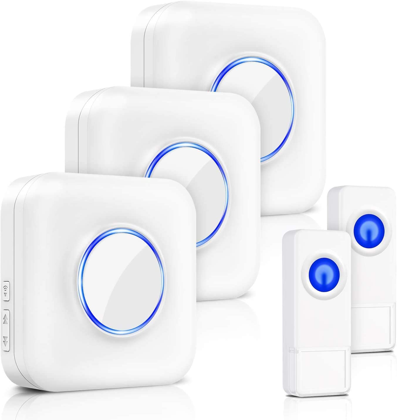 BITIWEND Wireless Doorbell Seasonal Our shop OFFers the best service Wrap Introduction Kit Door 1000 Bell Operating at Feet
