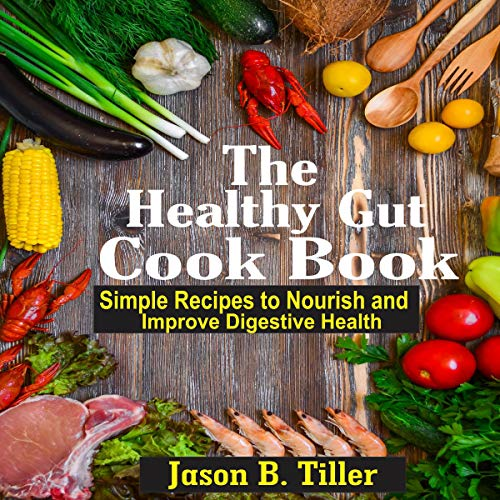 The Healthy Gut Cookbook Titelbild