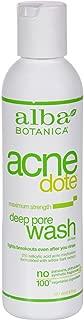 Alba Botanica Natural AcneDote Deep Pore Wash 6 fl oz (177 ml)