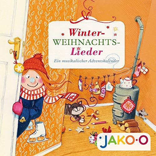 Winter-Weihnachts-Lieder - Ein musikalischer Adventskalender