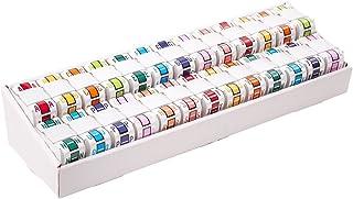 "TAB Alphabetic Folder Label Roll, 1"", 500 Labels/Roll (A-Z Full Set)"