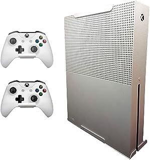 Kit Suporte Vertical Xbox One S + 2 Suportes de Controle