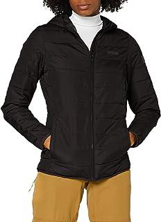 Regatta Women's Women's Helfa Lightweight Insulated Hooded Baffle Quilted Jacket Jacket