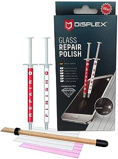 Displex Glass Repair Polish Int. Clear (Renewed)
