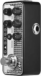 Muslady MOOER MICRO PREAMP Series 007 Tono Real Tono Vintage Preamplificador Digital Pedal de Guitarra True Bypass