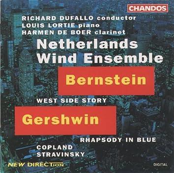 Bernstein: West Side Story - Gershwin: Rhapsody in Blue