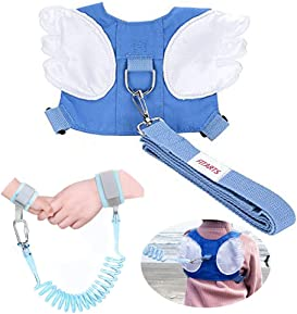 Explore safety harnesses for toddlers