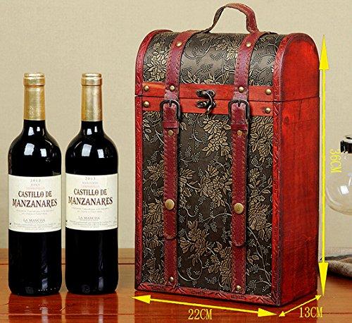 Anberotta『アンティーク調ワインバッグ』