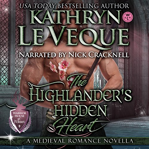 The Highlander's Hidden Heart audiobook cover art