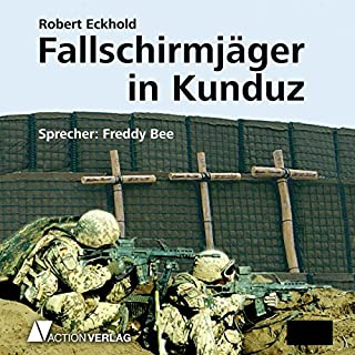 Fallschirmjäger in Kunduz Titelbild