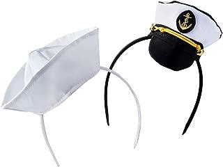 mini sailor hat