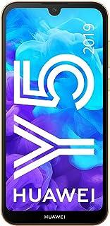 Huawei Y5 (2019) Dual-SIM 16GB Factory Unlocked 4G/LTE Smartphone (Amber Brown) - International Version