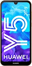 Huawei Y5 2019, Smartphone (RAM de 2 GB, Memoria de 16 GB, Dual Nano, 3020 mAh, Cámara de 13 MP), Wi-Fi 802.11 b/g/n, Bluetooth 5.0, Android, 5.71