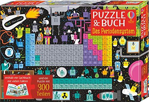 Mint - Wissen Gewinnt! Puzzle Und Buch. Das Periodensystem