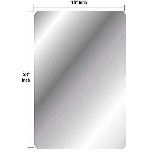 silver mirri card 40 small sheets
