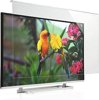 サンワダイレクト 液晶テレビ保護パネル 65インチ 対応 アクリル製 テレビガード クリア 200-CRT024