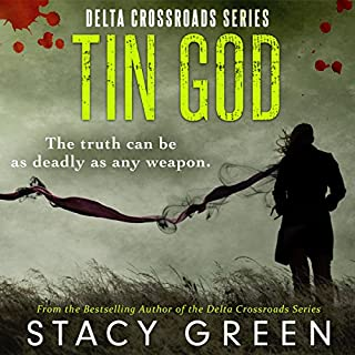 Tin God audiobook cover art