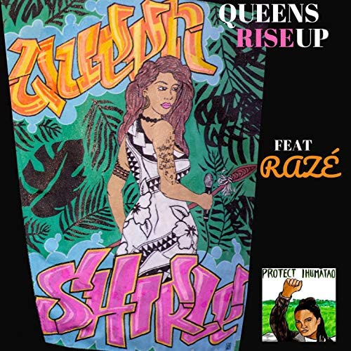 Queen Shirl'e feat. Razé