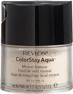 Revlon Colorstay Aqua Mineral Makeup, Fair/light, 0.35-Ounce