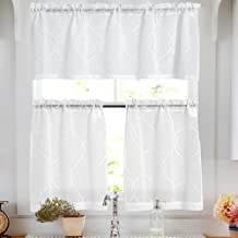 Best small window curtains for kitchen Reviews