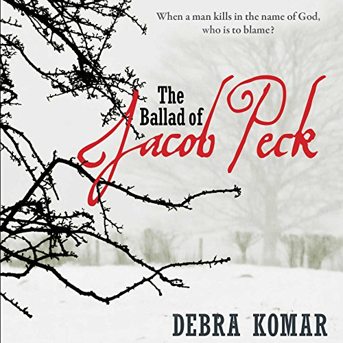 The Ballad of Jacob Peck audiobook cover art