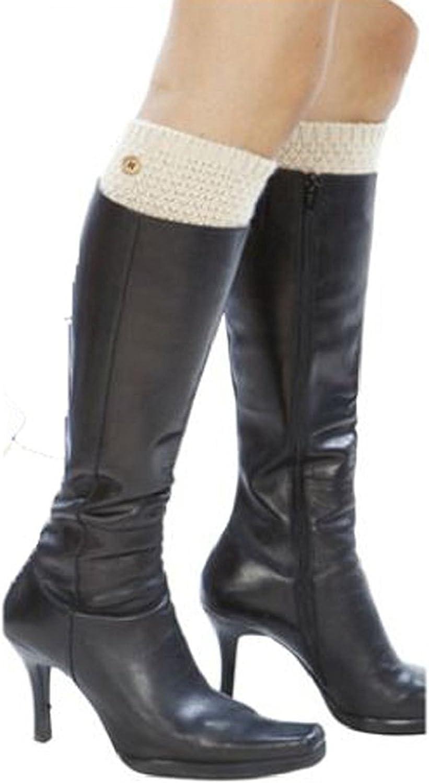 Womens Winter Knitted Leg Warmers