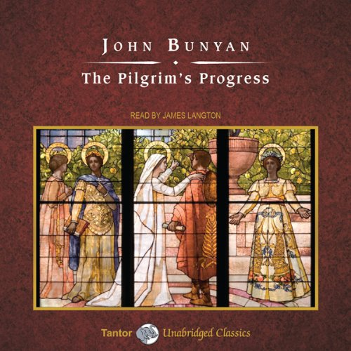 The Pilgrim's Progress copertina