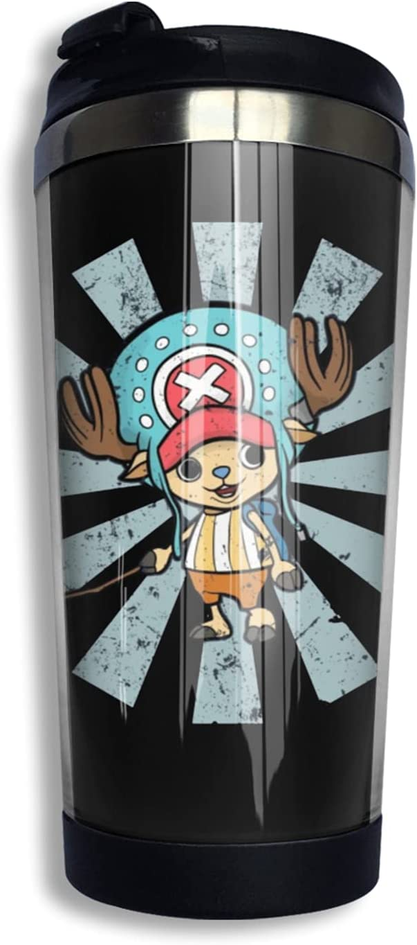 security One Piece Tony Chopper Anime Financial sales sale Coffee Print Thermos Mu 3d Cup