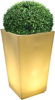 yuccabe italia LED TK 24 Inches Planter