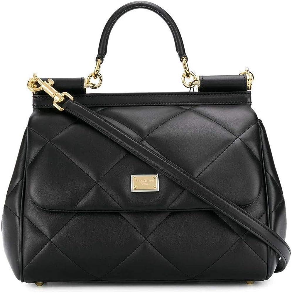 Dolce & gabbana luxury fashion, borsa da donna a mano/tracolla BB6002AW59180999