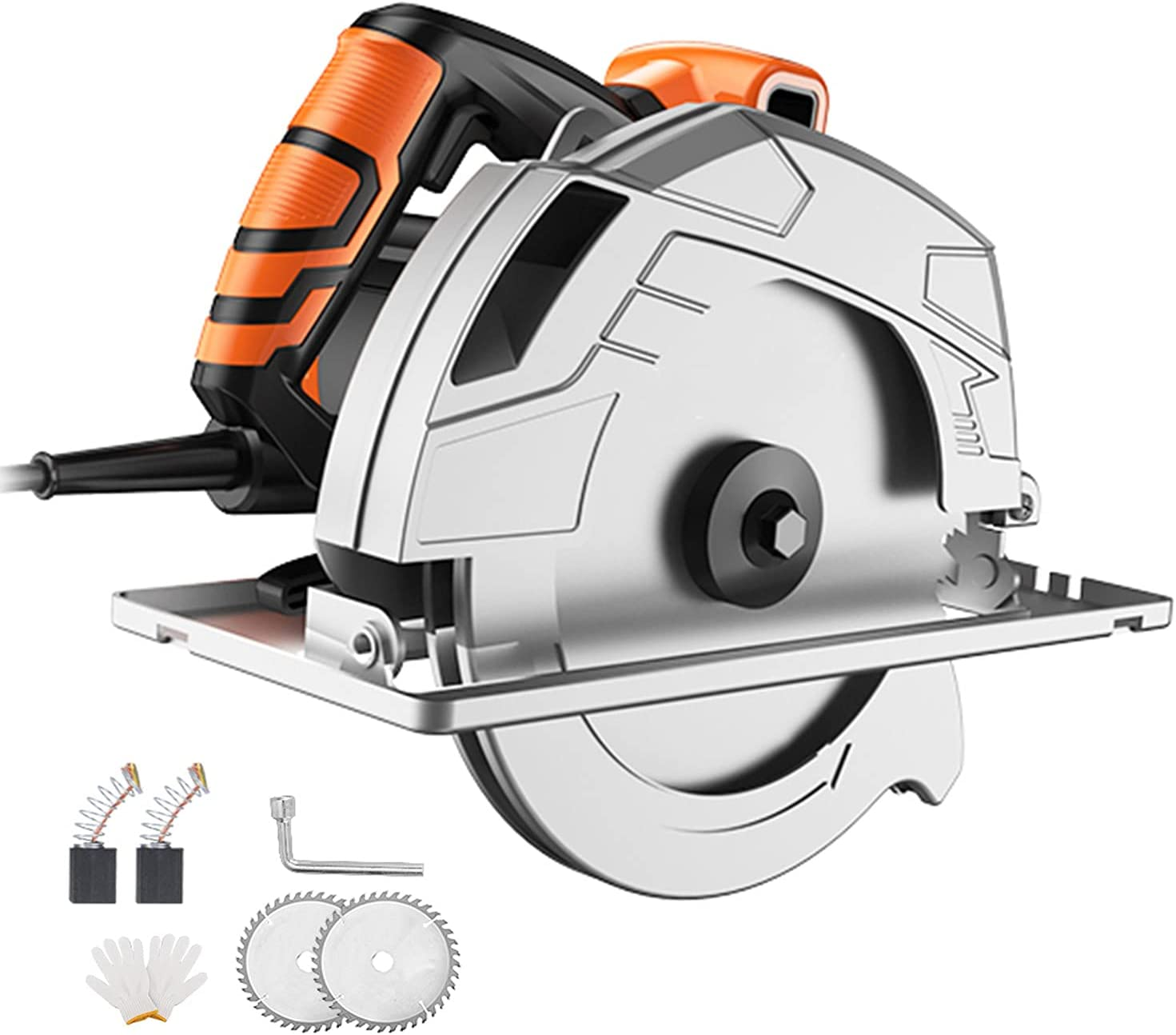 Circular Saw Industry No. 1 2680W Hand Held Bevel Max 77% OFF with 45° Cut