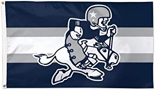 Dallas Cowboys Vintage Logo Flag 3x5- With 2 Grommets