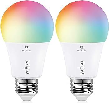 2-Pack Sengled Smart RGB LED Wi-Fi Light Bulbs