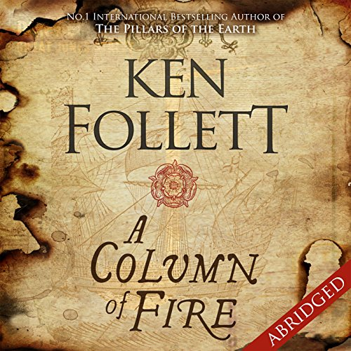 A Column of Fire cover art