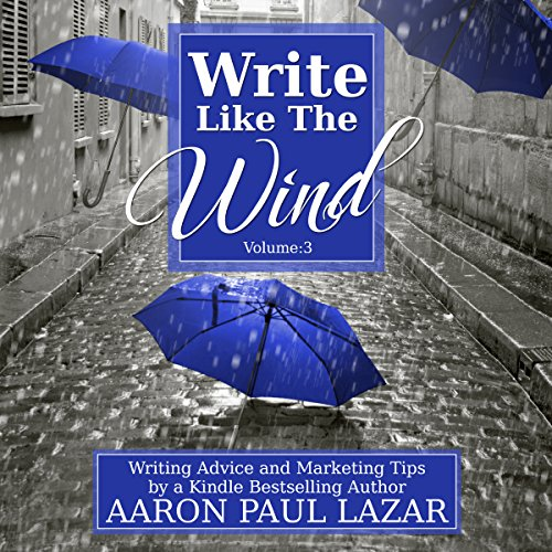 Write Like the Wind audiobook cover art