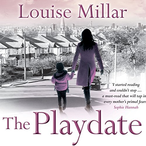 The Playdate audiobook cover art