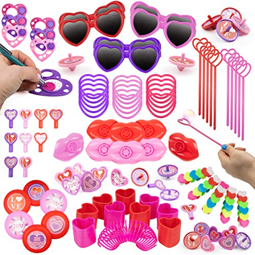 Find Cheap Party Favors for Kids 100 pc Bulk Princess Party Supplies - Birthday Party Supplies for G...