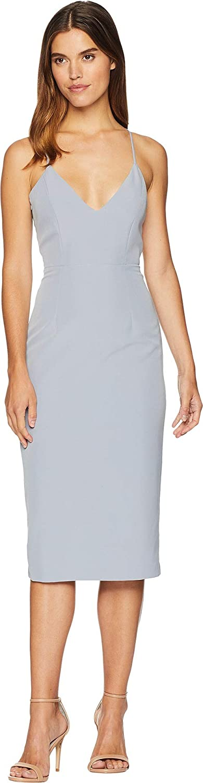 Bardot Womens Open Back Dress