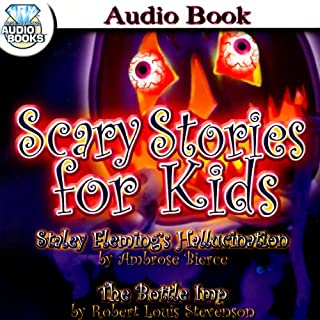 Scary Stories for Kids audiobook cover art