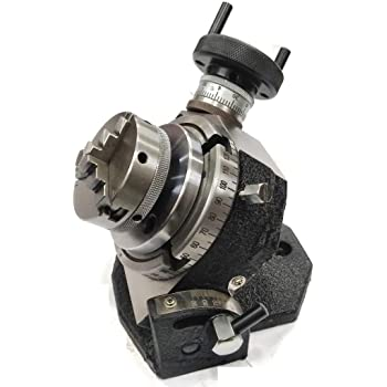 SMALL 2-3//4 ROTARY TABLE FOR WATCHMAKERS JEWELRY MILLING,ENGINEERING TOOL