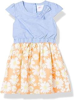 Max Cotton a-line Dress